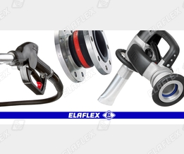 Elaflex refuelling equipment: