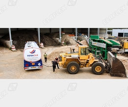 Construction site / on site refuelling: