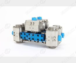 Oasis DMI Dispenser Manifold for CNG